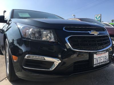 2016 CHEVROLET CRUZE LIMITED SEDAN! ONLY 35K MILES! NEWER BODY! LIKE NEW! IDEAL A-TO-B CAR!