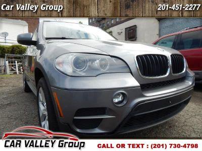 2012 BMW X5 xDrive35i (Gray)
