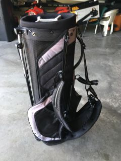 Cleveland Golf Bag with Stand