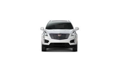 2019 Cadillac XT5 Luxury AWD (Crystal White)