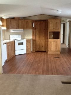 FOR RENT - ROSEPINE: 3 Bedroom/2 Bath MH (Some Utilities Included)