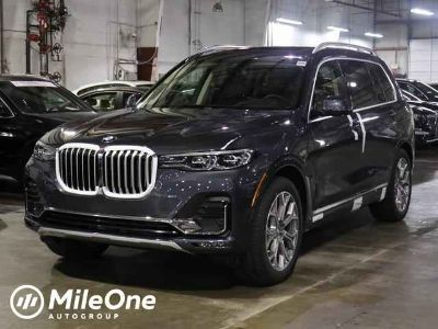 Used 2019 BMW X7 Sports Activity Vehicle