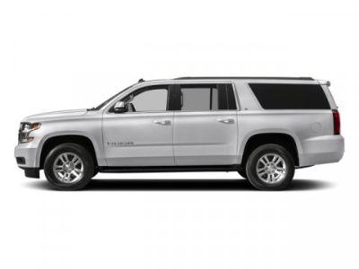 2018 Chevrolet Suburban LS (Summit White)
