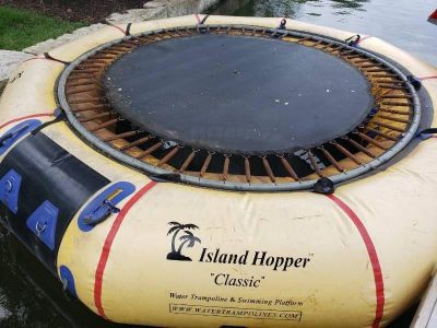 Water Trampoline Outdoor Fun Auction