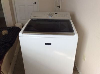 Maytag Commercial Technology Bravo XL Washing Machine