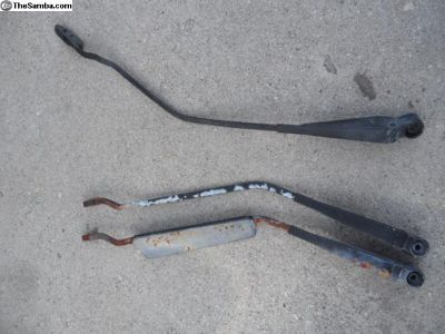 86 Vanagon wiper arms front & rear