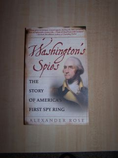 Washington's Spies: The Story of America's First Spy Ring -Paperback