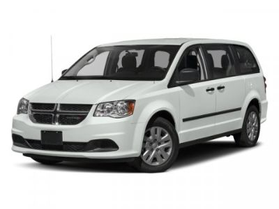2017 Dodge Grand Caravan SXT (Black Onyx Crystal Pearlcoat)