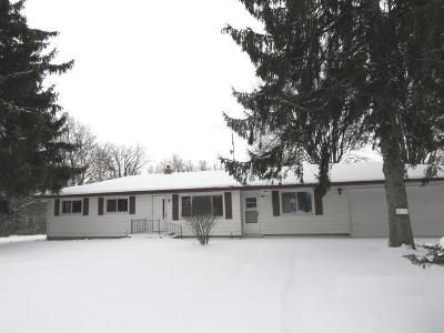 3 Bed 2 Bath Foreclosure Property in Bangor, MI 49013 - County Road 380