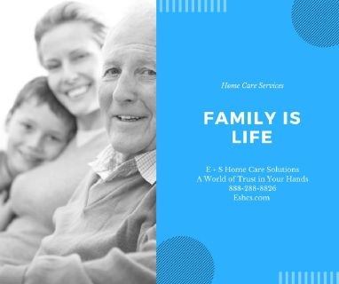 Family is Life - Home Care Services You Can Trust
