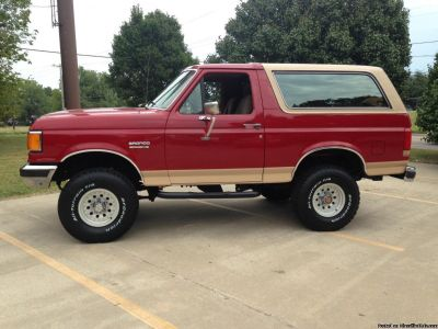 best offer! FORD BRONCO 1990