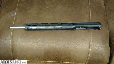 For Sale: aero AR15 match grade upper