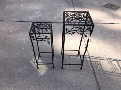 Patio Stands Holder