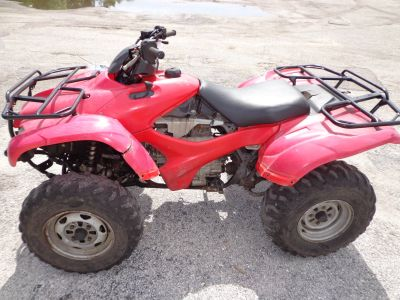 2011 Honda FourTrax Rancher AT Utility ATVs Sarasota, FL