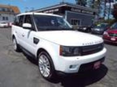 used 2012 Land Rover Range Rover Sport for sale.