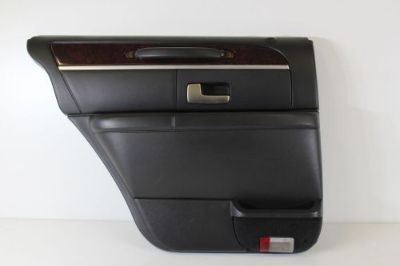 Find 2003 - 2011 LINCOLN TOWN CAR REAR LEFT DOOR PANEL W/ HANDLE FFULL ASSEMBLY OEM motorcycle in Traverse City, Michigan, United States, for US $159.99