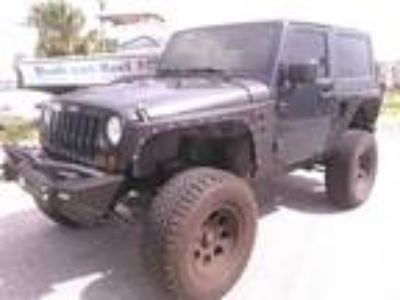 Used 2007 JEEP WRANGLER For Sale