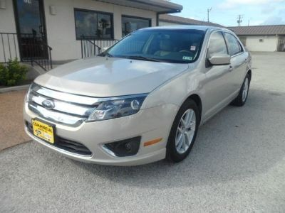 $10,995, 2010 Ford Fusion SEL