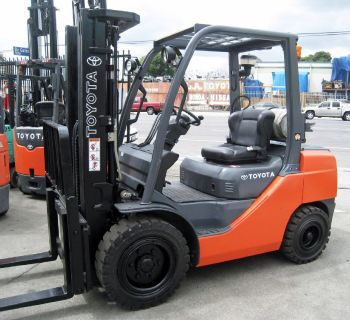 Used Forklifts | Sit Down Riders | Crown-Toyota-CAT