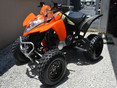2018 Kymco Mongoose 270 Sport ATVs Clearwater, FL