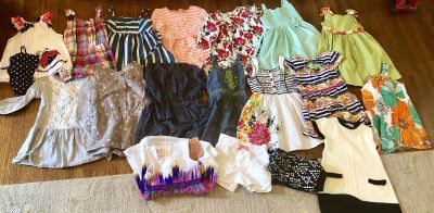 Mixed lot of girls clothes 2T