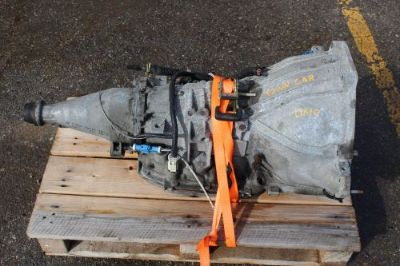 Buy 2003 - 2011 LINCOLN TOWN CAR AUTOMATIC TRANSMISSION TRANNY W/ TAIL HOUSING OEM motorcycle in Traverse City, Michigan, United States, for US $799.99