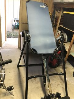 Inversion table $100