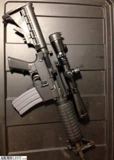 For Sale: AR 15 and Scope