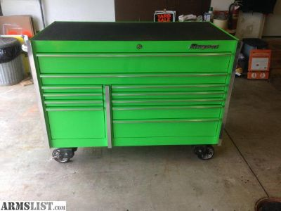 For Sale/Trade: Snap on Tool Box with auto mechanic tools