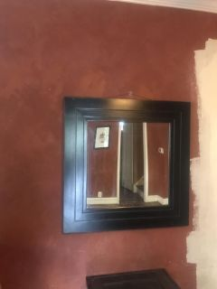 Beautiful mirror NEED GONE TODAY