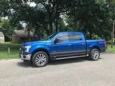 F150 loaded Crew Cab XLT FX4 Off Road Package