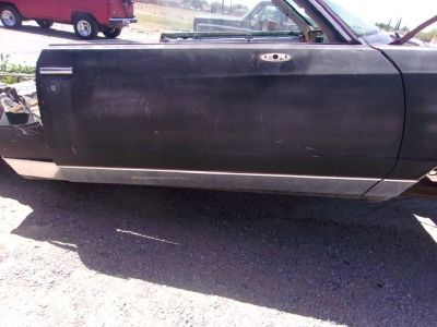 81-87 Chevrolet Monte Carlo Passenger Side Door With Glass