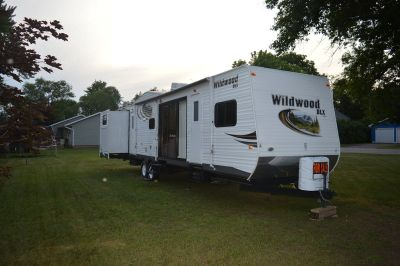 2013 Forest River Wildwood DLX 402QBQ