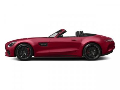 2018 Mercedes-Benz AMG GT AMG GT (Jupiter Red)