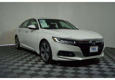 New 2018 Honda Accord CVT