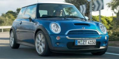 2005 MINI Cooper S (Blue)