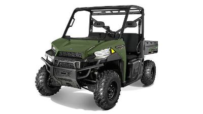 2016 Polaris Ranger Diesel HST General Use Utility Vehicles Salinas, CA