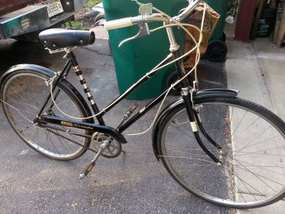 Vintage Amf hercules bicycle from England