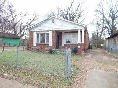 3 Bed 1 Bath Foreclosure Property in Memphis, TN 38108 - Shannon Ave