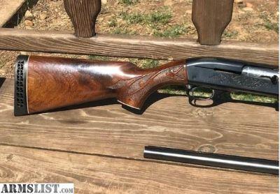 For Sale: Remington 1100 MAGNUM 12 Gauge with 2 Barrels 30 Full Vented Rib barrel 3