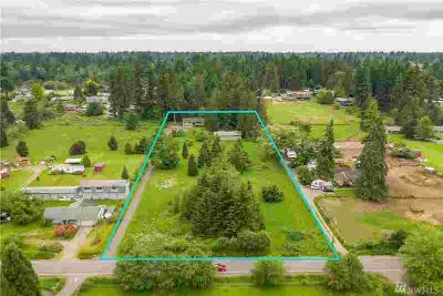 11524 Woodland Ave E Puyallup, 3.7 acres of unlimited