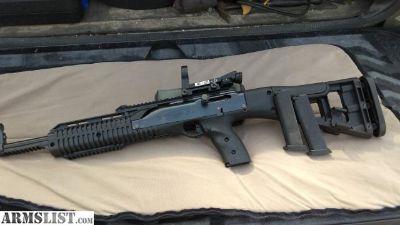 For Sale: Hi point 995 9mm carbine