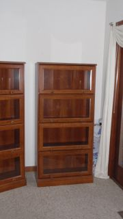 Library-type Bookcases, excellent condition