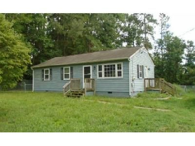 3 Bed 1 Bath Foreclosure Property in Amelia Court House, VA 23002 - Rocky Run Ln