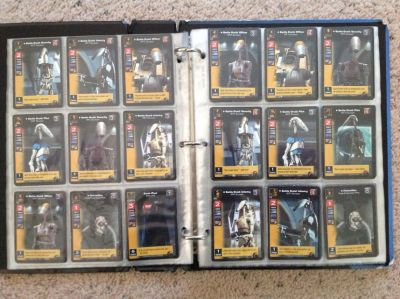Star Wars Cards Collection