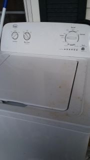 *pick up concord i dont have a truck to haul* Roper washer stopped spinning but been told it's a easy fix. We just got a new one.