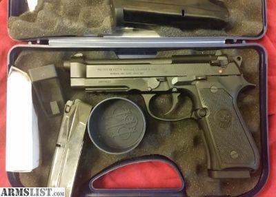 For Sale: FS: Beretta 92A1 9mm