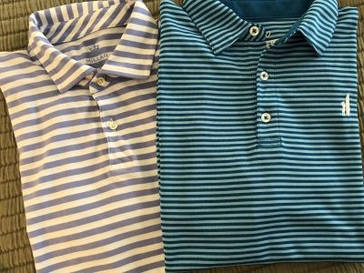 Peter Miller and Johnnie-O Short Sleeve Shirts