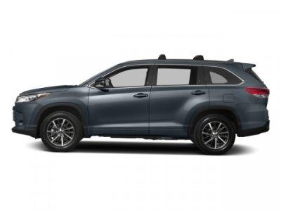 2018 Toyota Highlander XLE (Shoreline Blue Pearl)