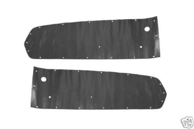 Find 1967-1968 FORD MUSTANG WATERSHIELDS DOOR PAIR motorcycle in Lawrenceville, Georgia, US, for US $18.45